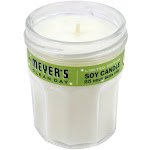 Mrs. Meyer's Clean Day Scented Soy Candle Iowa Pine 4.9 oz.