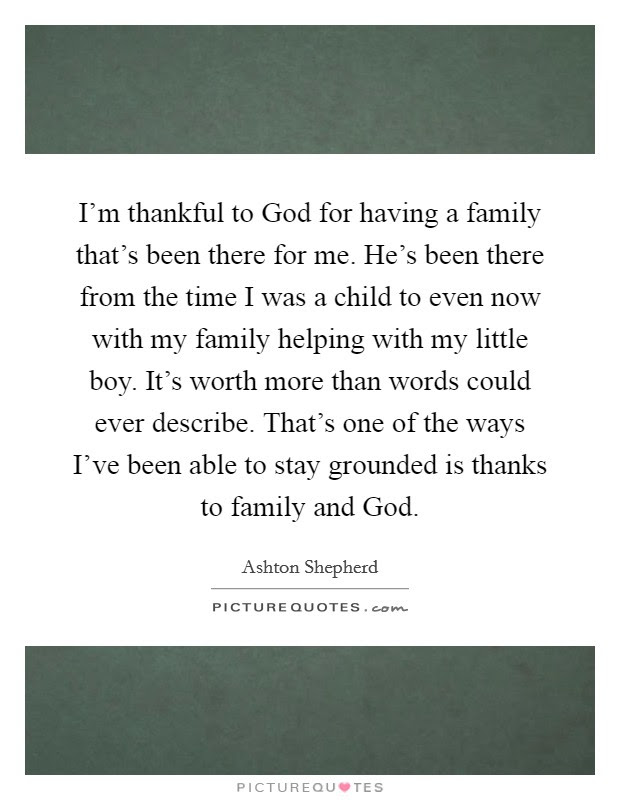 Thankful Family Quotes Sayings Thankful Family Picture Quotes
