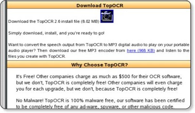 http://www.topocr.com/download.html