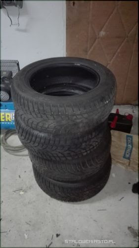 Opony Zimowe 16 205x55 Dunlop