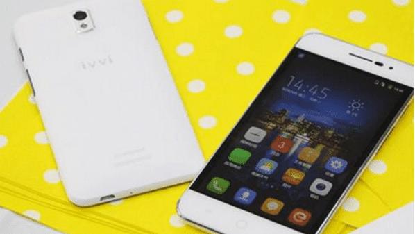 الهاتف الذكي Coolpad Ivvi K1 Mini ينتزع لقب الأنحف في العالم