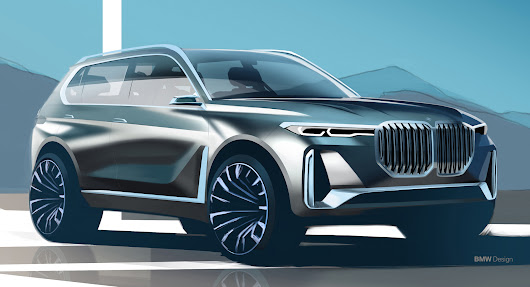 BMW X7 M Performance Crossover Already Under Consideration | Carscoops