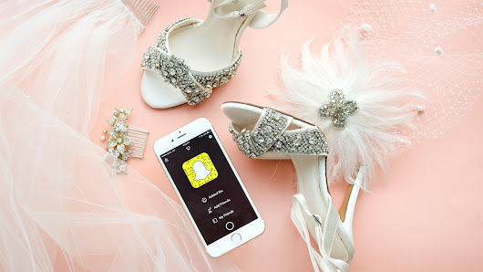 How Snapchat Can Make Your Wedding Look Even More Beautiful