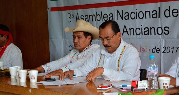Gubernatura Nacional Indígena exige presupuesto federal a Congreso