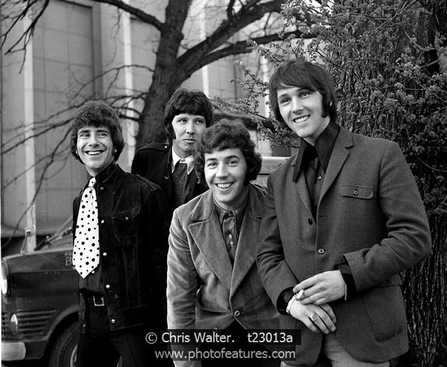 Photo of Tremeloes for media use , reference; t23013a,www.photofeatures.com
