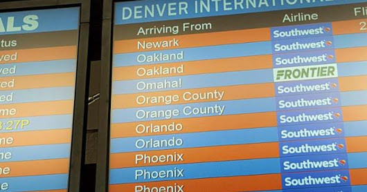 DIA adds exclamation mark to 'Omaha!'