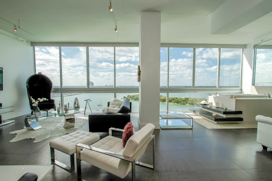 Just Listed: Space 01 Condo For Sale on Harbor Island in North Bay Village