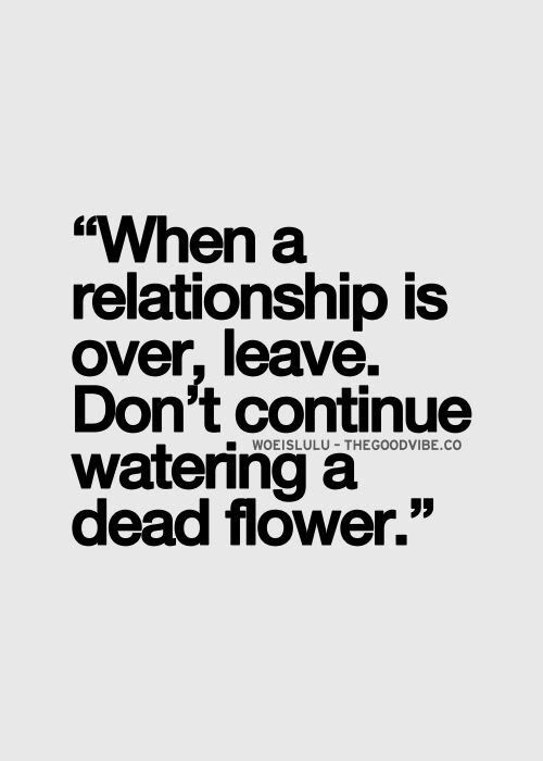 Leaving A Relationship Quotes