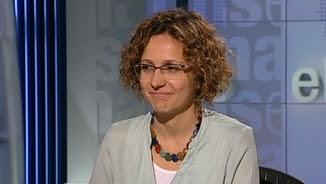"""Meritxell Ruiz, a """"Els matins"""""""