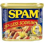 Spam Low-Salt Meat Product 12 oz