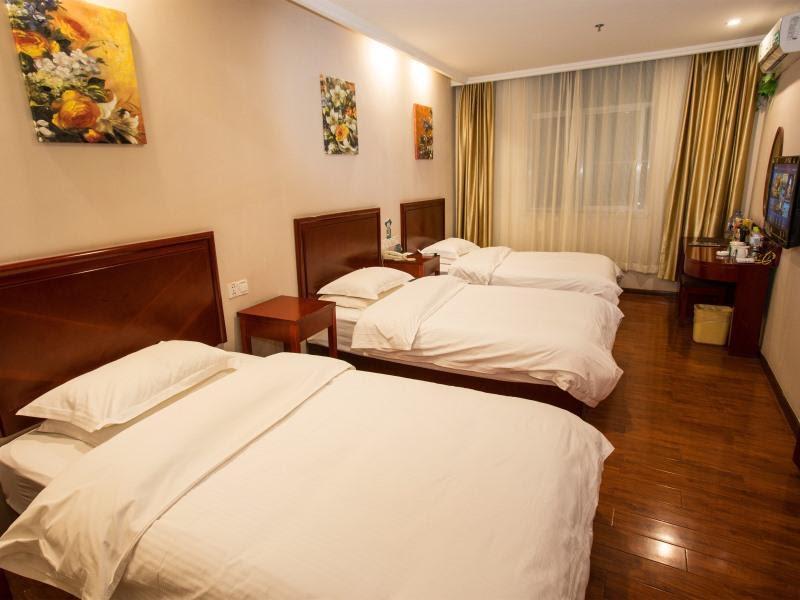 Price GreenTree Inn Linxi Pingyi Mengyang Road Express Hotel