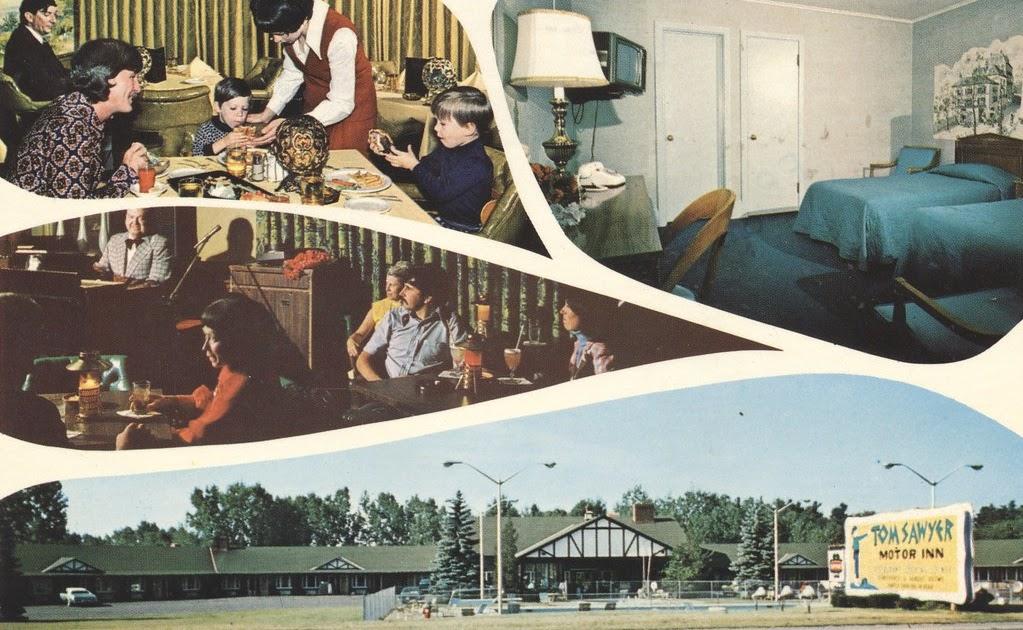 The Cardboard America Motel Archive Tom Sawyer Motor Inn
