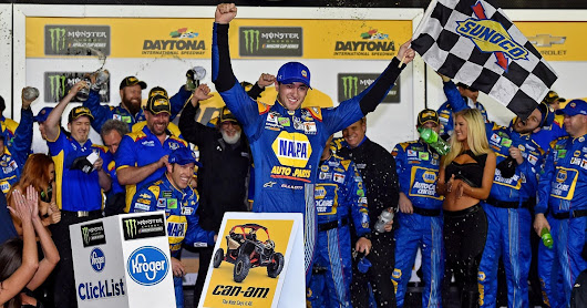 Chase Elliott's Duel win served as flashback for Jeff Gordon | FOX Sports