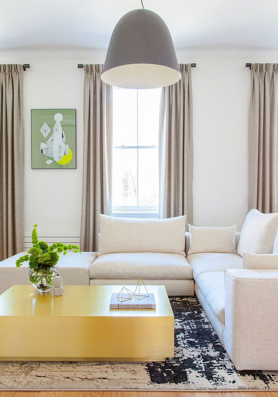 Delightful Duplex Apartment with Custom Decor and Colorful ...
