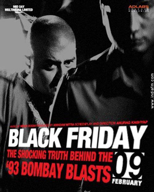Black Friday, Kay Kay Menon, Pawan Malhotra, Aditya Srivastav