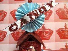 Valentine Kewpie House Kit! 5