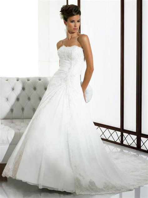 Classy Wedding Dresses ? iFashion Able