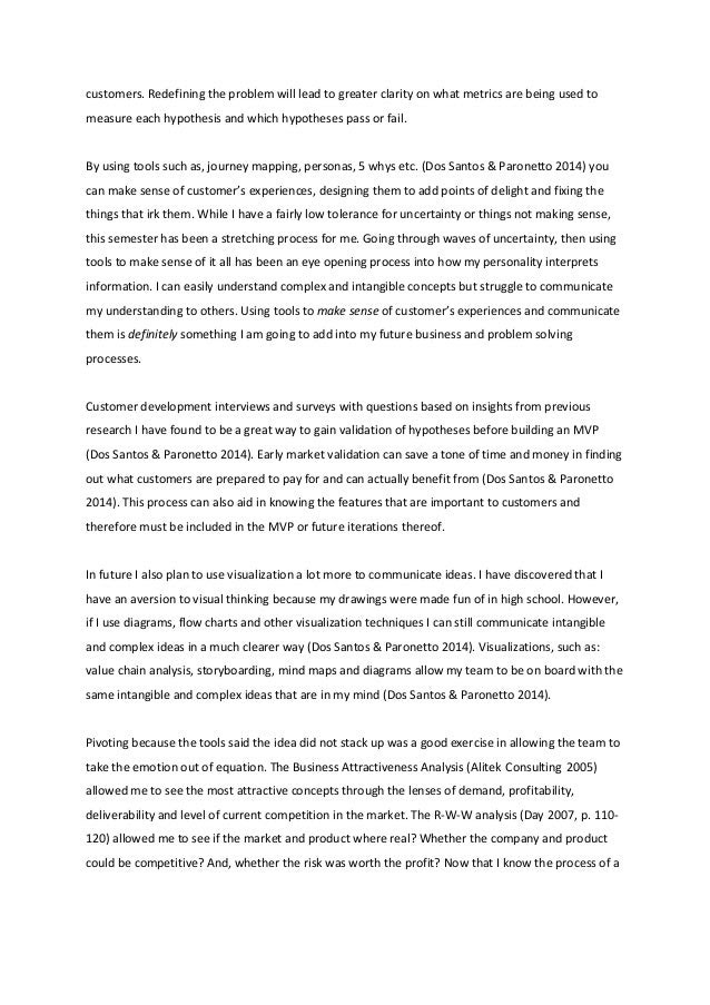 how to write a reflection essay united states