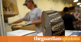 Amazon is running its own hunger games – and all the players will be losers | Jathan Sadowski and Karen Gregory | Opinion | The Guardian