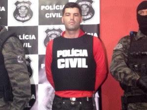 Tiago Henrique Gomes da Rocha é apontado como autor de 39 mortes em Goiânia, Goiás (Foto: Luísa Gomes/G1)