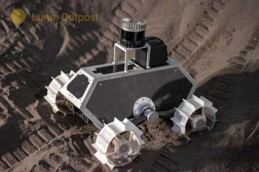 Lunar Outpost unveils small, exploratory moon rovers | EarthSky.org