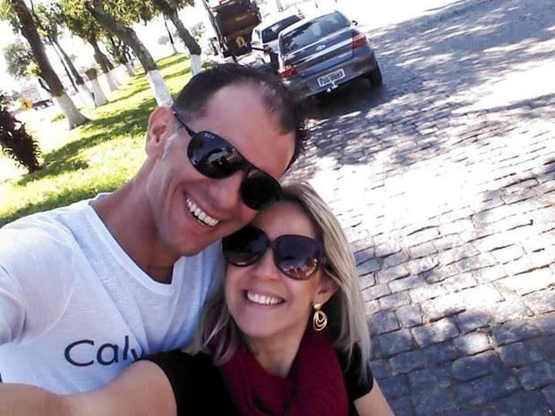 Sérgio confessou ter assassinado ex-esposa após discussão (Foto: Arquivo Pessoal)
