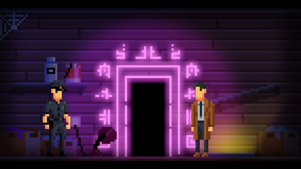 Review: The Darkside Detective screenshot