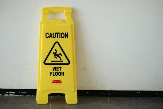 Flooring Tips to Prevent Workplace Accidents and Injuries