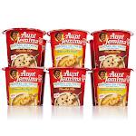 Aunt Jemima Pancake Cups, Variety, 25.3 oz