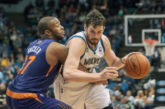 5 Reasons Why Kevin Love's Best Option Is The Phoenix Suns