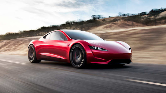 New Tesla Roadster 'quickest car in the world' - Autoblog