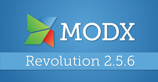 MODX Revolution 2.5.6—Fixes from the MODX Bughunt