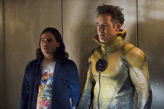 The Flash NR Podcast – S02E07 'Gorilla Warfare' review