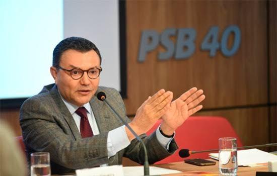 Carlos Siqueira diz que Gervásio Maia será o candidato do PSB à Prefeitura de JP