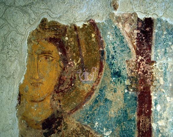 Αποτέλεσμα εικόνας για The Crypt of Santa Marina Miggiano