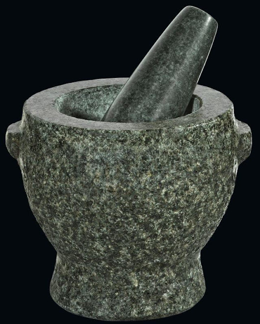 Frieling Cilio Mortar and Pestle Giveaway