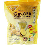 Prince of Peace Instant Lemon Ginger Honey Crystals - 30 sachets