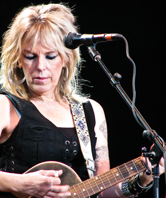 Lucinda Williams talks Songwriting on PBS NewsHour