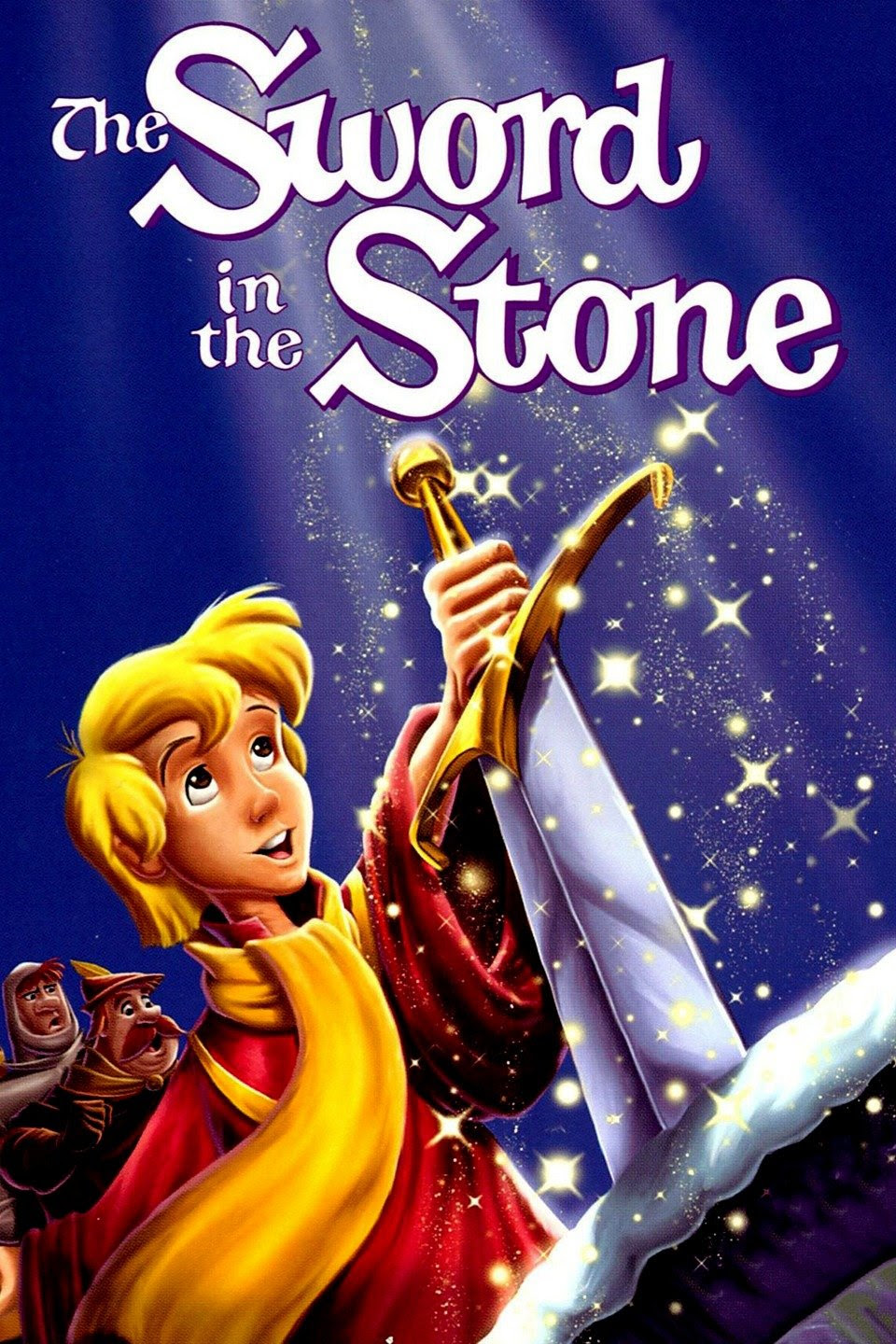 Image result for the sword in the stone 1963