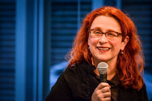 Audrey Niffenegger tells scary stories at Chicago Humanities Festival