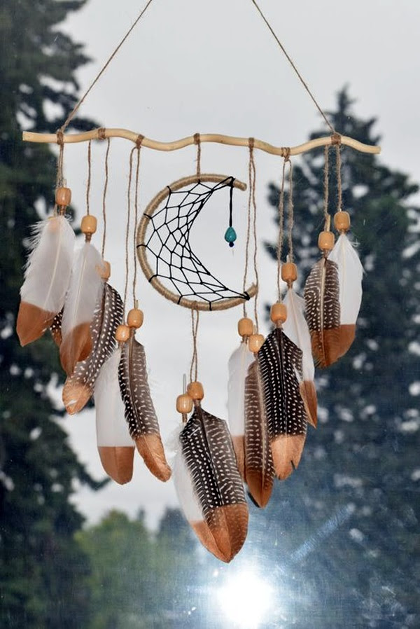 DIY Dream Catcher Ideas For Decoraion (1)