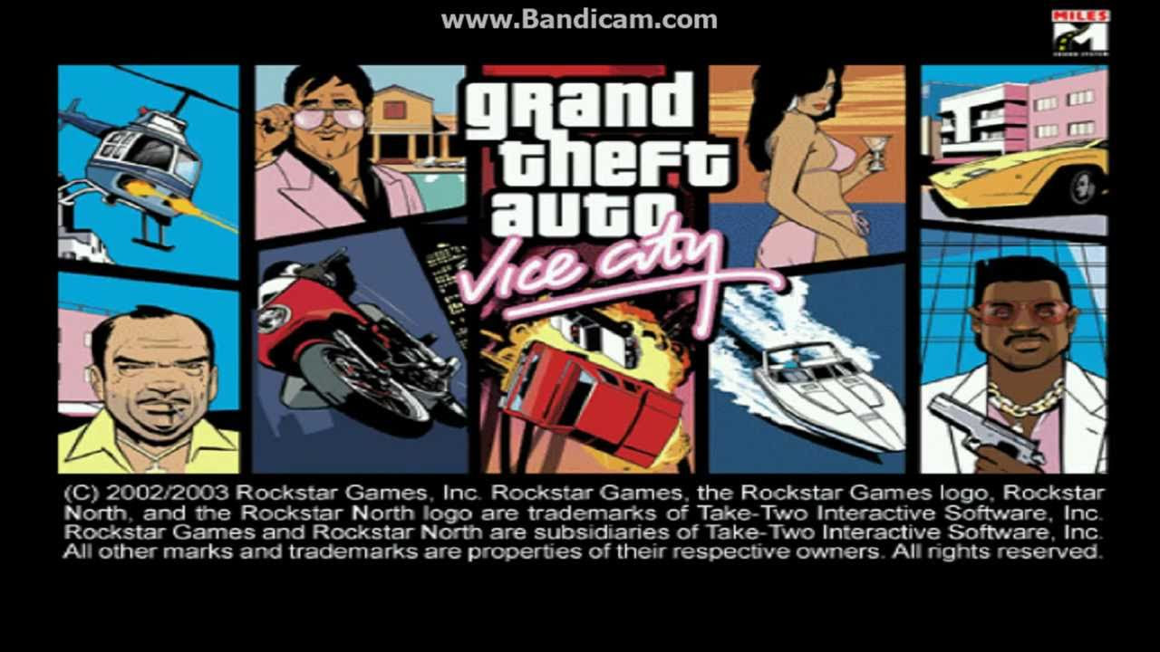 GTA Vice City pc free & full Download - YouTube