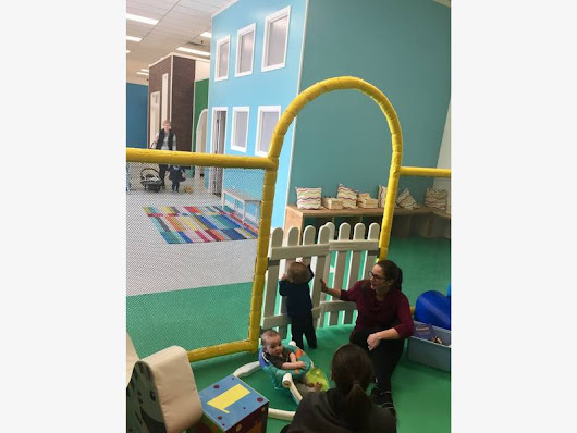 Tumble Beans Cafe and Play now open in Medway Shopping Plaza
