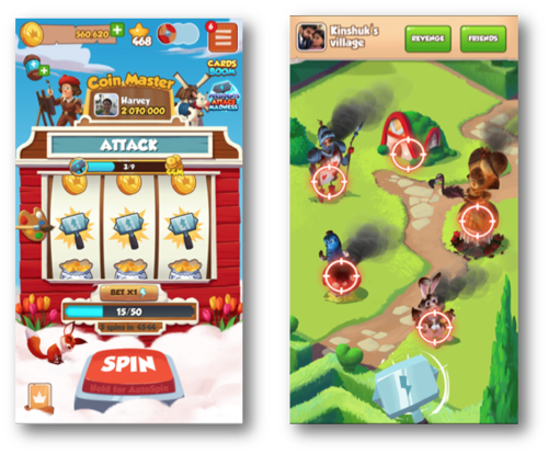 Daily free coinmaster spins