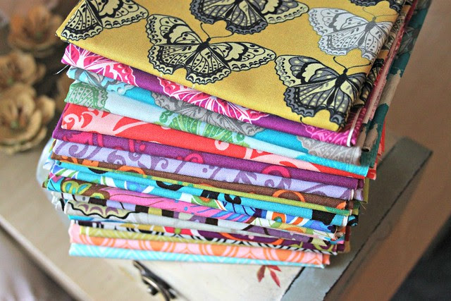 Cocoon  Bundle from Sprightly Fabrics