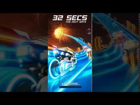 Tron filmi benzeri oyun - 32 secs