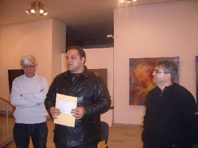 Юри Илков, Ради Радев и Кирил Добрев