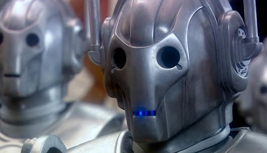N019 Rise of the Cybermen | Who Back When | A Doctor Who Podcast