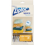 Space Bag Storage Cube, Vacuum-Seal, Assorted Size - 2 bags