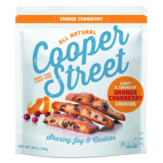 Cooper Street Cookies Now In Sam's Clubs Across The Country